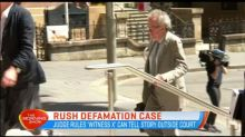 Judge rules 'witness X' can tell story outside of Geoffrey Rush court case