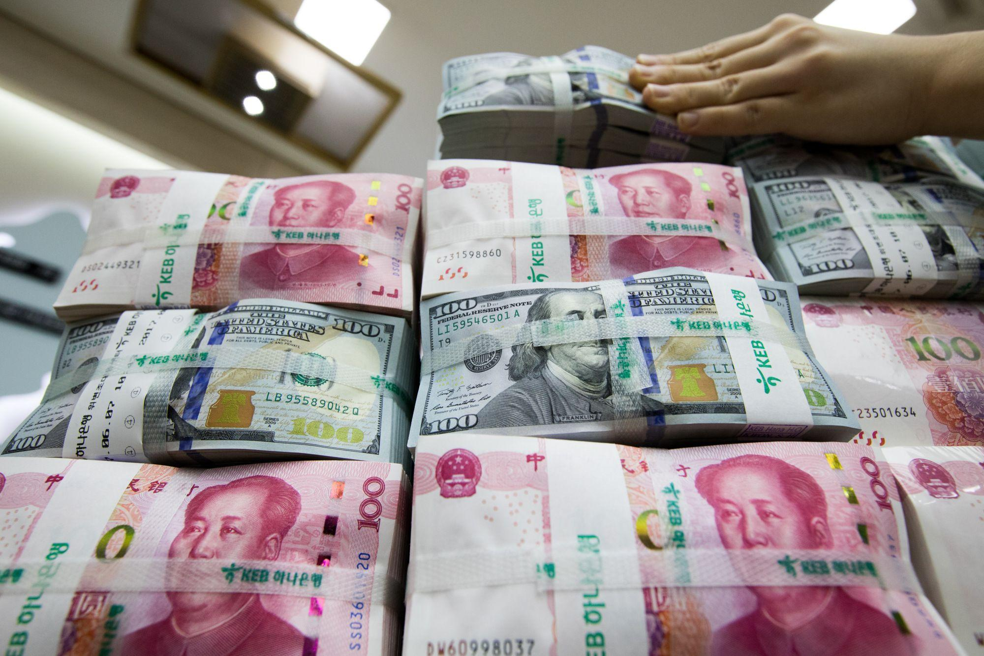 China November Forex Reserves Slip on Dollar Strength, Surplus