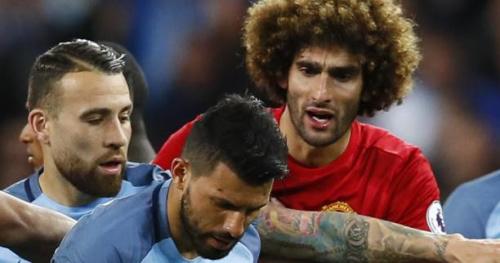 Foot - ANG - MU - Manchester United : Marouane Fellaini prend 3 matches
