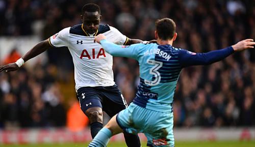 Premier League: Bericht: Spurs wollen Sissoko wieder loswerden