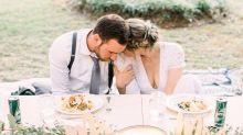 Casal realiza casamento de revista com orçamento de apenas R$ 8 mil