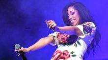 Pregnant Cardi B Twerks to Celebrate Becoming the First Female Rapper With Two Billboard No. 1s