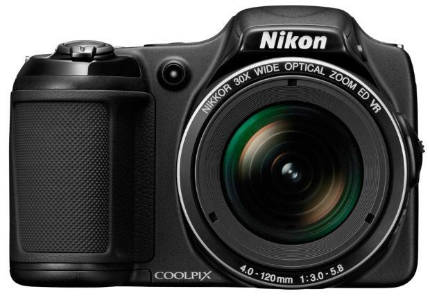Get your superzoom on with Nikon's Coolpix P520 and L820