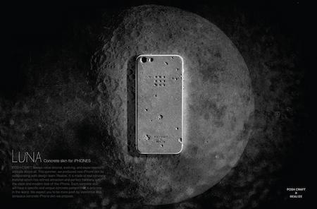 A concrete iPhone case, because why not?