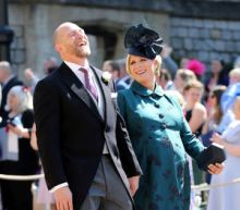 Queen Elizabeth's granddaughter Zara gives birth to baby girl