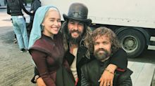 Emilia Clarke responds to 'Game of Thrones' coffee cup debacle