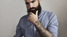 Turns out beards may actually be good for your health