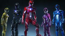 Power Rangers: new Megazord revealed