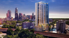 CAVU Resources' Sinacori Builders Secures Investment Group and Closes on $5.1 Million Dollar Property to Build up to a 37 Story Apartment Condo Tower in Uptown Charlotte