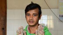 """Bangladesh : """"l'homme-arbre"""" demande à être amputé"""