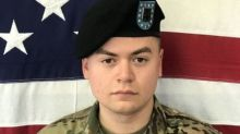 U.S. Military identifies soldier killed in 'insider attack' in Afghanistan
