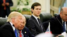 Jared Kushner reportedly discussed setting up secret channel with Moscow
