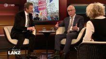 """Talk bei """"Markus Lanz"""": """"Ich-first ist das Ende jeder Politik"""""""