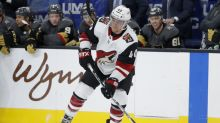 Coyotes put speedy forward Michael Grabner on buyout waivers