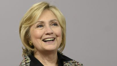 Clinton talks about her sexuality in Stern interview