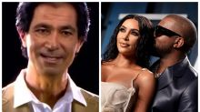 Kim Kardashian ganha holograma do pai morto de presente de Kanye West