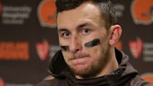 Johnny Manziel says he '100 percent' lost his Browns teammates' respect with off-field antics