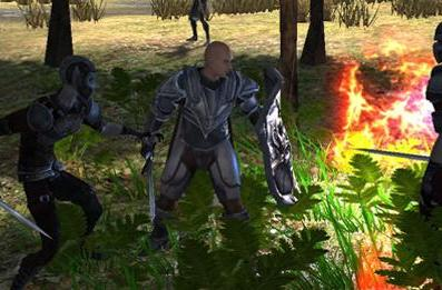 Shroud of the Avatar's Release 4 starts today, combat added