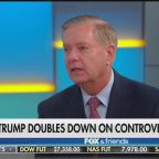 Lindsey Graham Backs Trump's Racist Tweets on 'Fox & Friends': The Squad Are 'Communists' Who Hate America