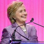 Hillary Clinton says she's under 'enormous pressure' to think about running in 2020