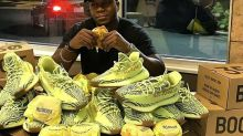 Why Are These New Yeezy Shoes Being Compared to McDonald's Sandwiches?
