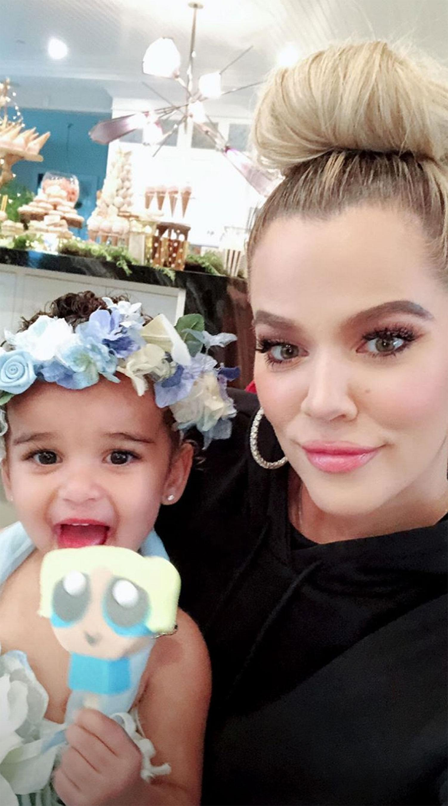 Rob Kardashian's Sisters Celebrate Dream's 2nd Birthday with Fairy-Themed Party