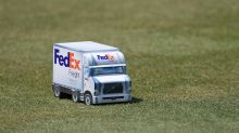 FedEx stock falls, but 'green sprouts' help keep most analysts bullish