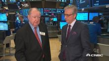 Art Cashin: Sideways move in stocks good sign for markets