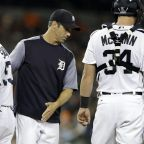 Ausmus out as manager of Detroit Tigers after season