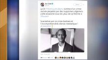 """Universitaire guinéen tué à Rouen: des politiques dénoncent un """"crime raciste"""""""