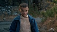 Stranger Things actress Millie Bobby Brown pops up on Avengers: Infinity War set