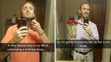 Dad's sweet birthday surprise for his daughter will warm your heart