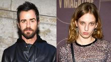 Is Justin Theroux dating already? Clues his post-Jennifer Aniston girlfriend might be Selena Gomez's friend