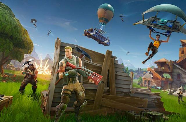 'Fortnite' Playground mode can't come fast enough