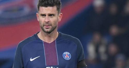 Foot - L1 - PSG - PSG : Thiago Silva, Marquinhos et Motta absents contre Guingamp