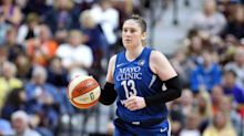 Minnesota Lynx to retire Lindsay Whalen's No. 13; first of 4-time champs to hang it up