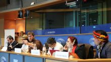 Activistas peruanos denuncian en Bruselas la minería ilegal en Latinoamérica