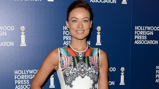 Olivia Wilde Reacts To Fiancé Jason Sudeikis Crediting Sex For Weight Loss