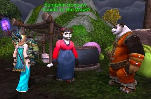 Level cooking from one to Zen with Sungshin Ironpaw