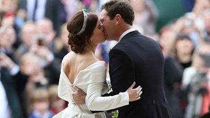 Highlights from Princess Eugenie's big day