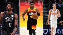 Ranking NBA's Top 10 Shooting Guards in 2020-21 Season
