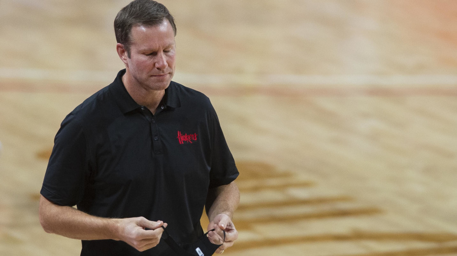 Hoiberg, 7 Huskers test positive for COVID-19
