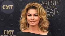 Shania Twain honoured with CMT's lifetime achievement award
