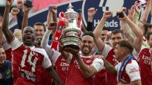 Arteta hopes FA Cup win just the start for Aubameyang at Arsenal