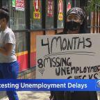 Protesting IDES Delays