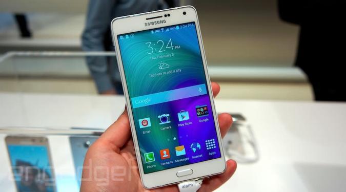 Samsung Galaxy A7 en nuestras manos: primeras impresiones
