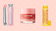Essential lip balms at every price point for smooth lips all year round