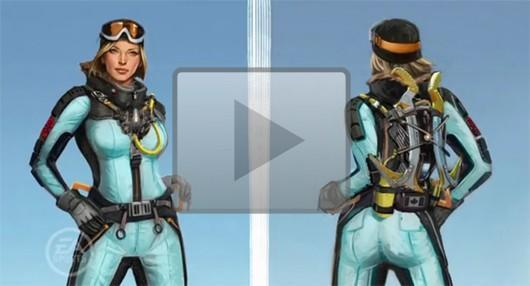 SSX dev diary brings back some familiar faces