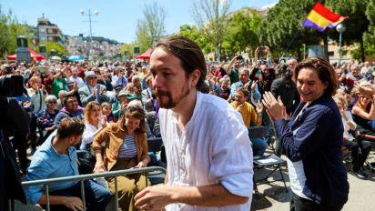 Iglesias arremete contra Amancio Ortega