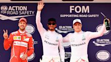 Hamilton expecting 'unusual day' after taking record-breaking China pole